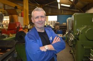 Steve Chesters